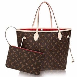 💎Brand new💎Louis Vuitton neverfull mm w/ pouch